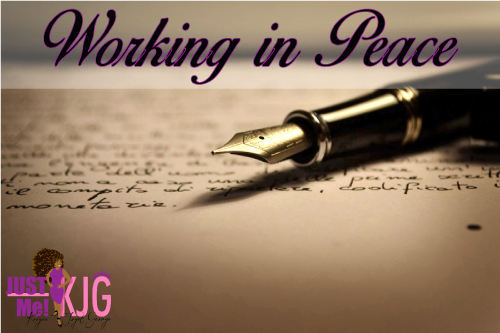 Working in Peace